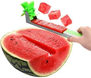 Watermelon Windmill Cutter Slicer- Stainless…