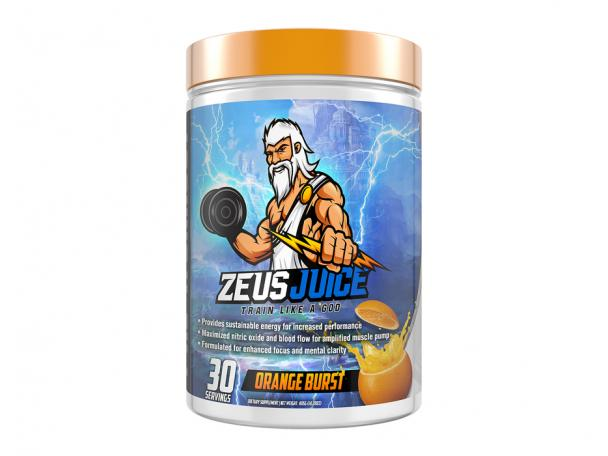 Free Sample Pack Orange Burst By ZeusJuice!