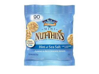 Free Blue Almond Nut-Thins By Walmart!