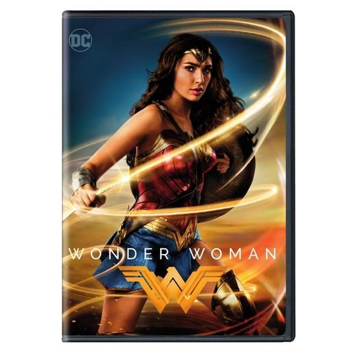 Get A Free Wonder Woman DVD!