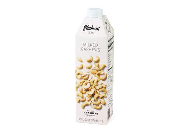 Grab Free Elmhurst Milked Almond, Cashew, Hazelnut Or Walnut!