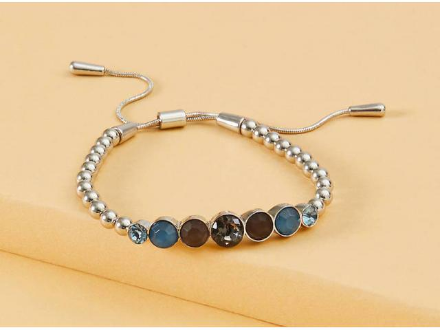 Grab A Free Stretch Stone Adjustable Slider Bracelet!