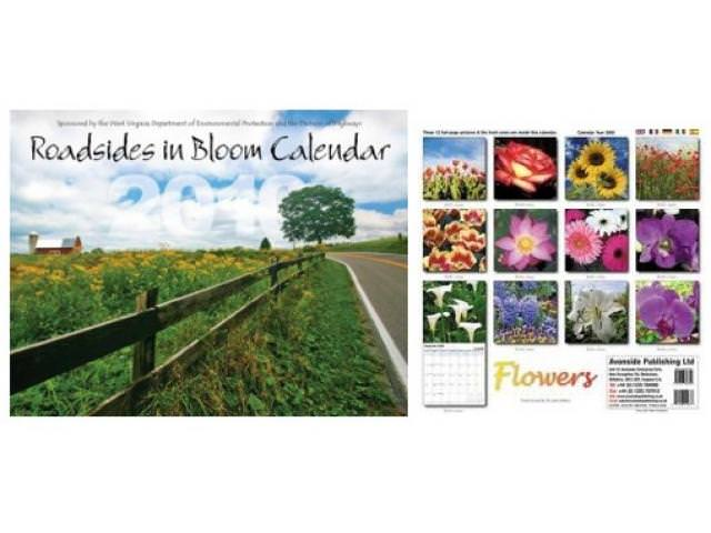 Grab A Free 2019 Roadsides In Bloom Calendar!