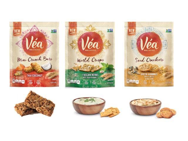 Grab A Free Véa Snacks Sample At Walmart!